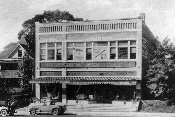 The Missouri Store Company