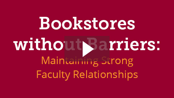 Maintaining Strong Faculty Relationships Webinar